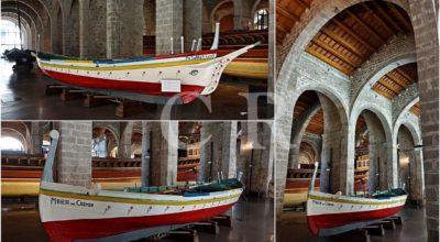 La Mª del Carmen en el Museo Marítimo de Barcelona