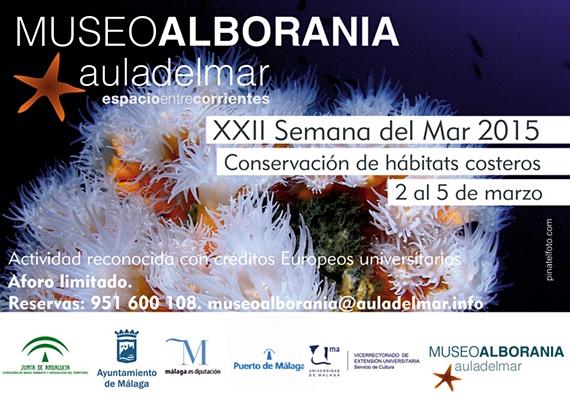 XXII Semana del Mar -Aula del Mar de Málaga-