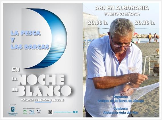 ABJ en La Noche en Blanco 2015