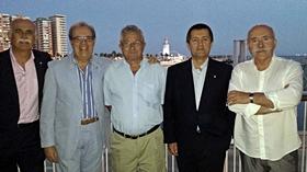 ABJ en La Noche en Blanco 2015 -Alborania-