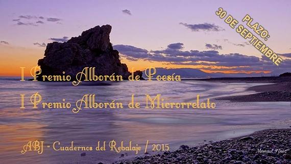 I Premio Alborán de Poesía y Microrrelato