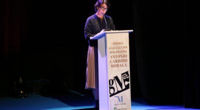 Dña. Emilia Garrido, representante de Unicaja