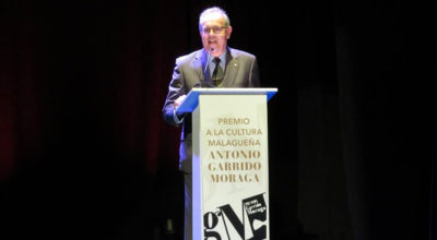 D. Antonio Clavero, presidente de ABJ