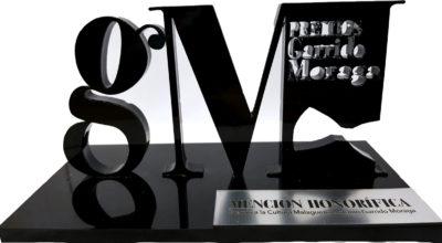 Premio a la cultura malagueña Antonio Garrido Moraga 2018  1ª Mención Honorífica a Cuadernos del Rebalaje