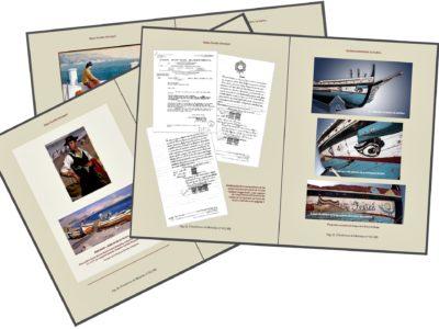 Fotografías e imágenes pictóricas y de documentos
