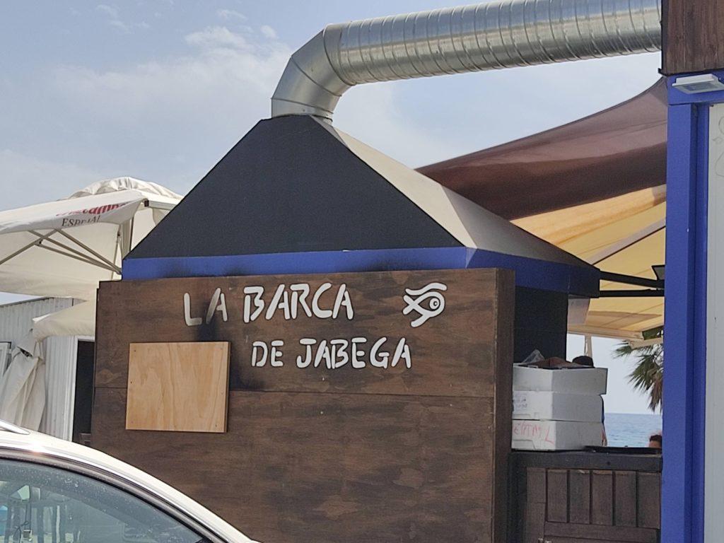 Merendero en La Herradura